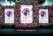 Défilés Tendances Printemps/Été 2015 / Samedi 4 avril, le Polygone Montpellier était en fête ! Pour son 40ème anniversaire, le centre commercial vous faisait découvrir les tendances printemps/été à travers des défilés. Redécouvrez cet événement d'exception à travers cet album.