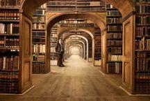 magic library (magiczna biblioteka)