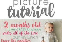 фотоархив малыша