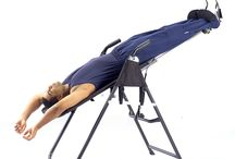 Inversion Therapy / Guides and tips for successful inversion therapy.