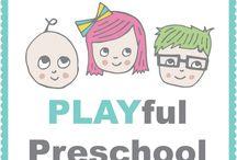 Barnehage-idéer/Kindergarden ideas