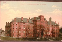 Virginia Colleges / You can also visit http://collegehistorygarden.blogspot.com/ for more information.