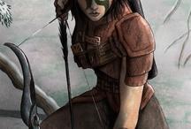 Sadia (Elven Druid)
