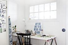 Work space / Miejsce pracy