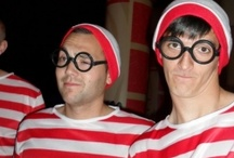 Where's Waldo Where's Wally / Find the guy in the stripy jumper
