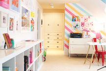 Home :: Girls Room / by Mandy Ferry