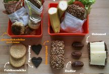 Lunchboxes! / Food for taking on an adventure