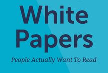 Freelance Writing: White Papers