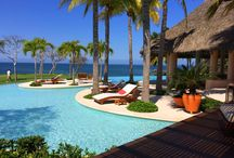 // Casa Tres Soles // / A beautiful home for rent in Punta Mita Mexico. About 45min drive from Puerto Vallarta.
