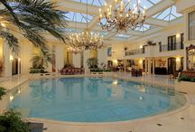 Indoors pools & Spa / by Casgroup-Eng.Hassan