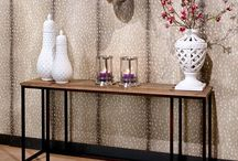 Luxe Reclaimed Wood Furniture / Luxurious reclaimed wood furniture from Modish Living