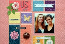 """CORE""""DINATIONS /  BEAUTIFUL CARD STOCK IT IS AWESOME TO WORK WITH / by Scraptime @ Clearview Scraps"""