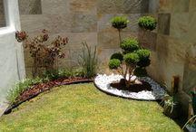 diseños de patios pequeños