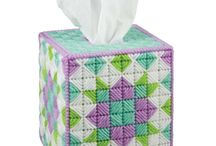 Boxes cover for tissue