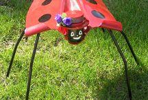 Spotting Ladybugs / by Carolyn Robbins