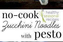 No-Cook Recipes