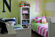 Shared bedrooms