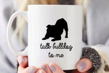 English Bulldog Gift Guide / Discover the perfect Love At First Bark Designs gift for English Bulldog owners!