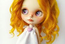 Blythe's / Doll Blythe Blythe's Art doll Customs Blythe's Custom Blythe