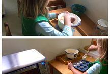 Children & Cooking
