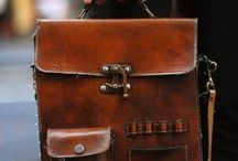 Retro men's bags / Vintage men's bags - they have been around longer than you think!