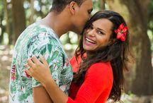 Couples - Saint Valentin - Réunion / Une séance couple sur l'île intense de la Réunion. Reportage par Fanny Tiara Photographie.