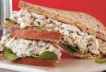 A Fast, Healthy Sandwich