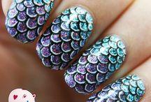 Nail-art / Ideeën voor mooie nagels.