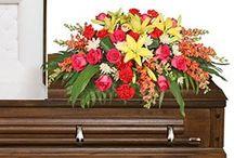 Printz Sympathy Flowers