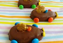 FOOD CRAFTS: Easter / Easter themed fun food craft ideas