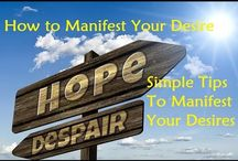 How to Manifest Your Desire