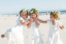 Flower Girls and Ring Bearers / by Love Wedding Planning