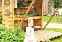 Farm Stand Ideas