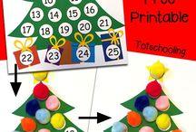 Adventní kalednář