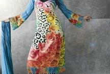 Colorfull Salwar Suit Material
