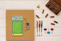 Notepads / by Mayi Carles