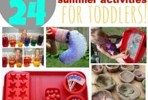 Activities for Toddlers - Seasonal