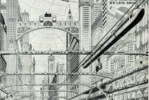 Images du futur années 30