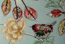 Fabric Stitch & Paint