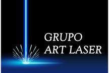 Tecnología Laser / Usamos la más alta tecnología en Laser para personalizar utensilios y accesorios.