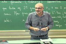 Cursos Unicamp: Cálculo I (univesptv) / Aula do curso regular de graduação do Departamento de Matemática, Instituto de Matemática, Estatística e Computação Científica, primeiro semestre de 2012, com o Professor Renato Pedrosa.