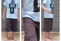 diy - patronen shorten/broeken/...