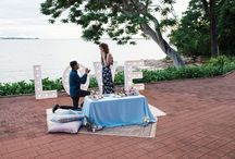 NT Engagements / From vintage to modern, inspiration from our weddings on or by the ocean.