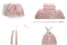 Amigurumi, lalki ubranka