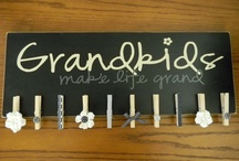 Mother's Day Ideas / by SignChik- Family Birthday Boards & Yard Signs