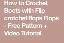 flip flops boots