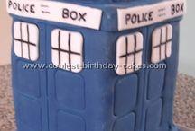 Birthday cakes/party ideas