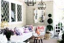 Outdoor living / by Charity Lopez
