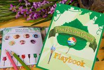 Pixie Hollow Games - Fairy Olympics