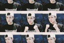 #SEHUN SO CUTE
